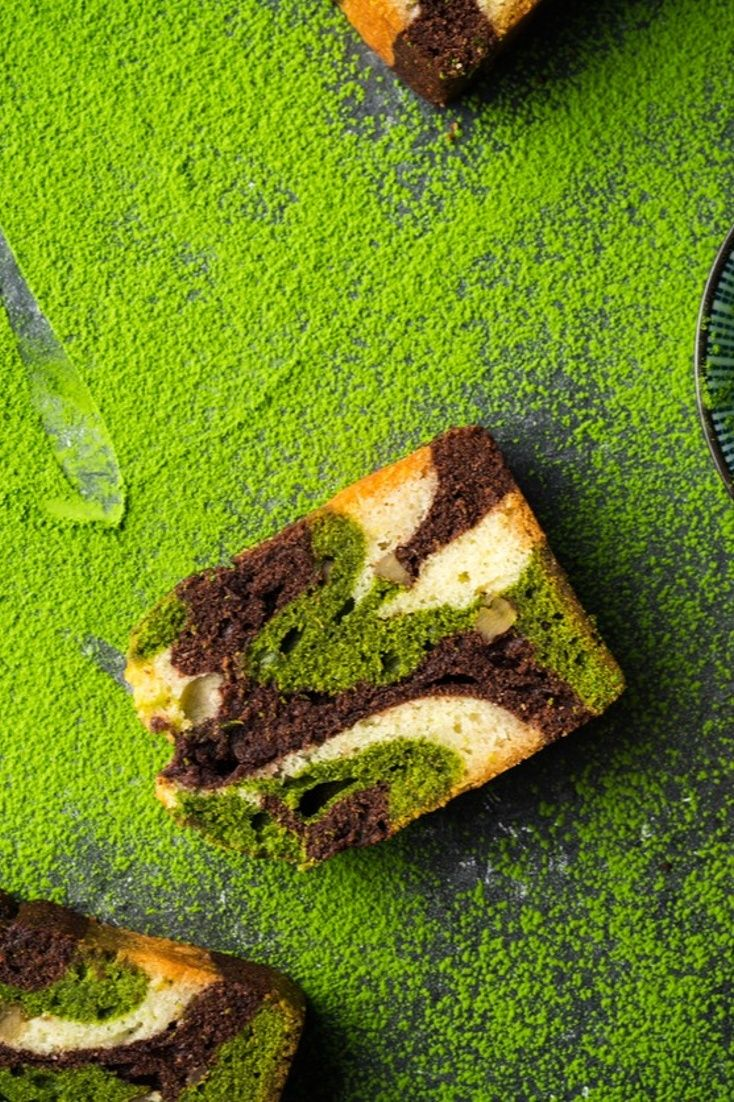 green tea crepe cake calories
