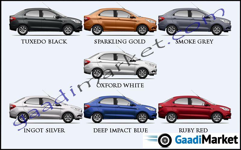 New Ford Figo Aspire Cars in Delhi  sc 1 st  Pinterest & Figo Aspire Colours   FORD COLOUR OPTIONS   Pinterest   Ford and Cars markmcfarlin.com