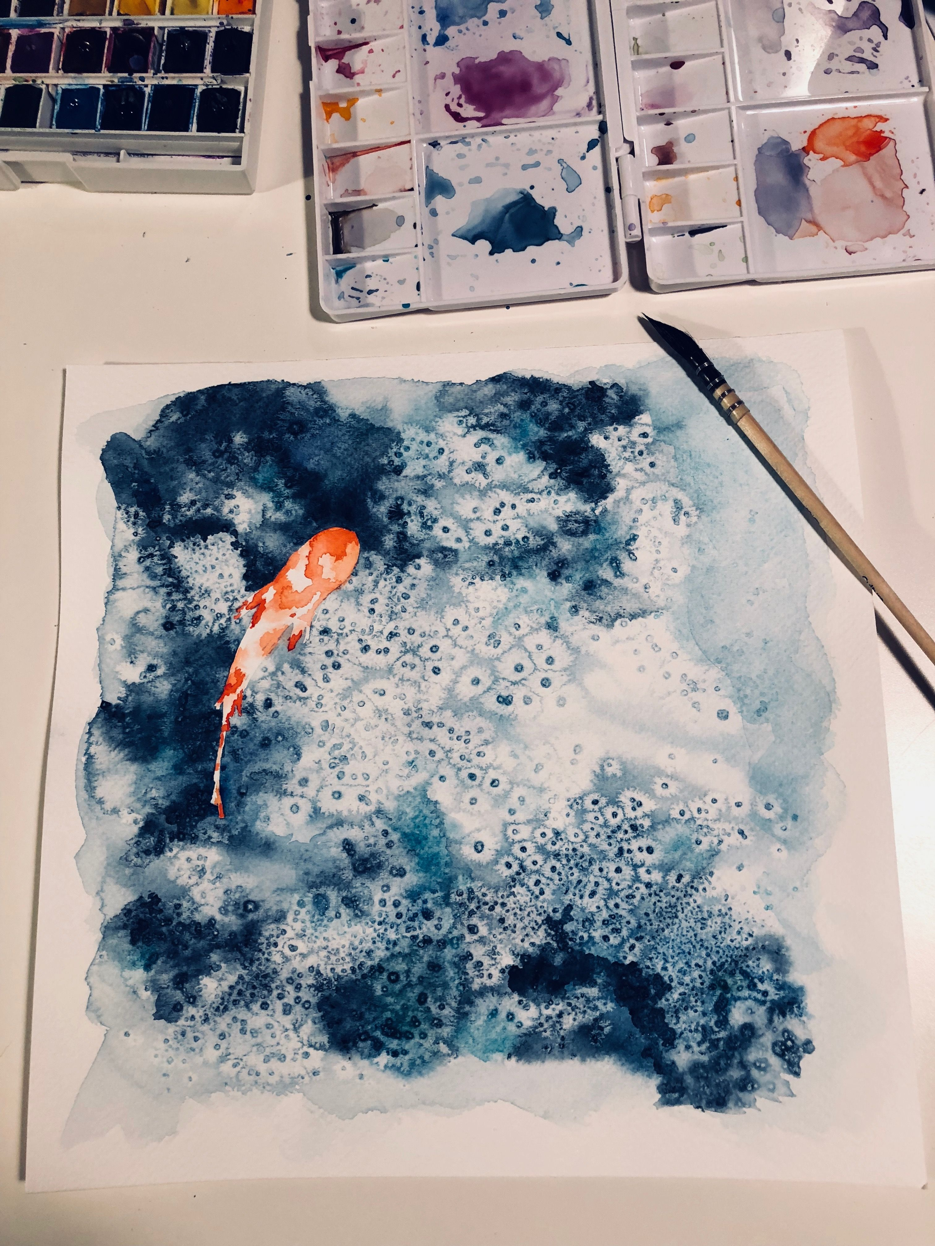 Watercolor Exploration By Casey Take The Class And Make Your