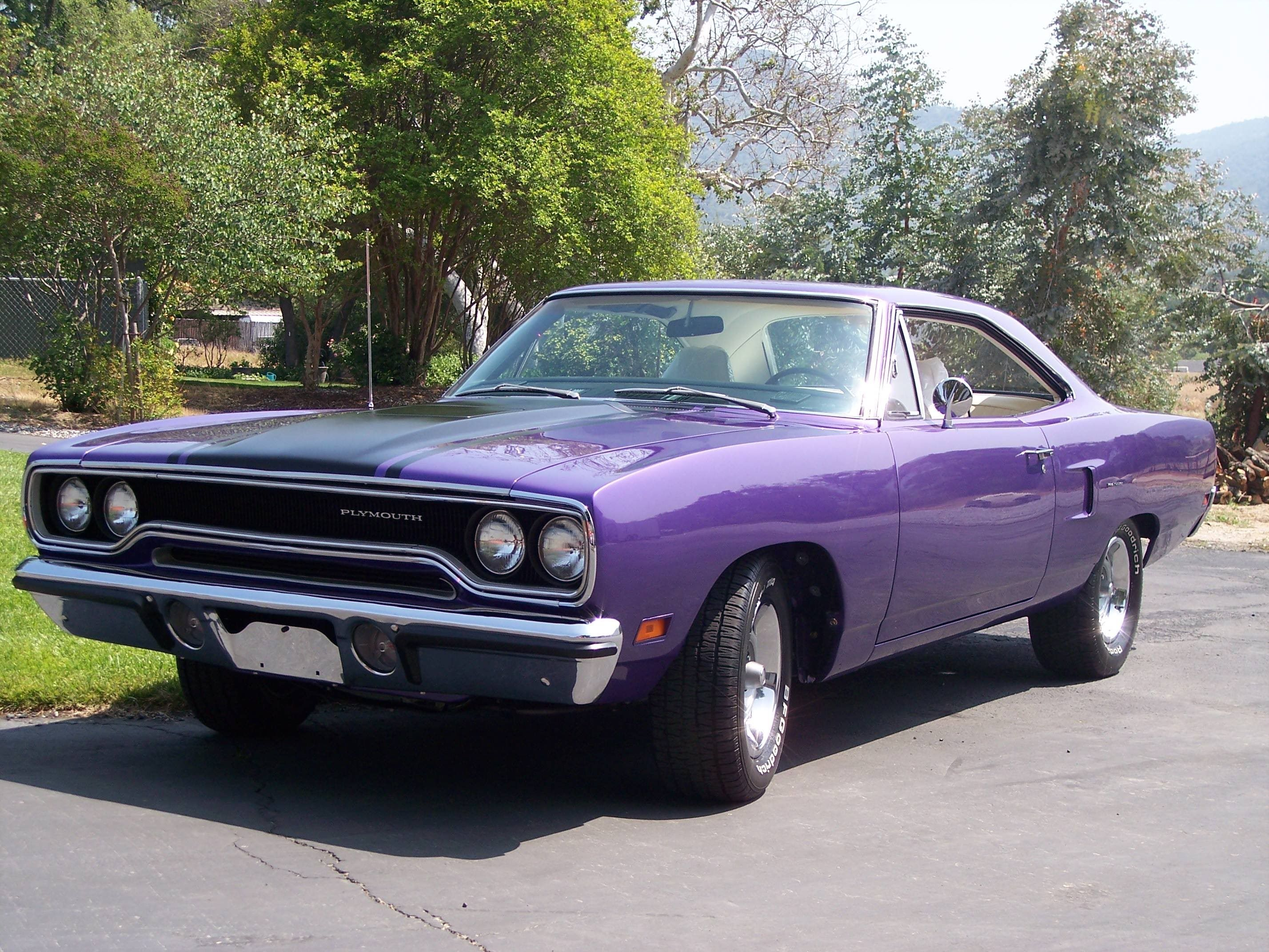 1970 Plymouth Road Runner Plymouth Roadrunner Road Runner Plymouth