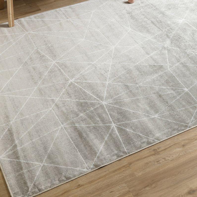 gris clair rectangulaire
