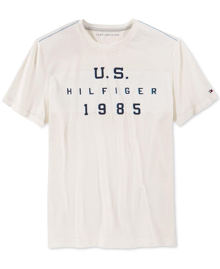 d20324ea9 Tommy Hilfiger Men s Graphic Print T-Shirt