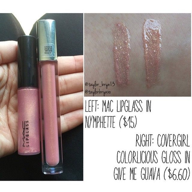 Look at that gorgeous gloss! Thank you @taylor_bryn13 for sharing this dupe with us! Share your swatches with us! Tag them with #dupethat or shoot us a DM