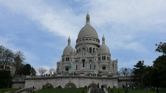 Sacre-Coeur (and Montmartre)