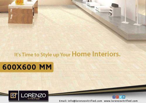 Millennium Tiles 600x600mm 24x24 Vitrified Petalite