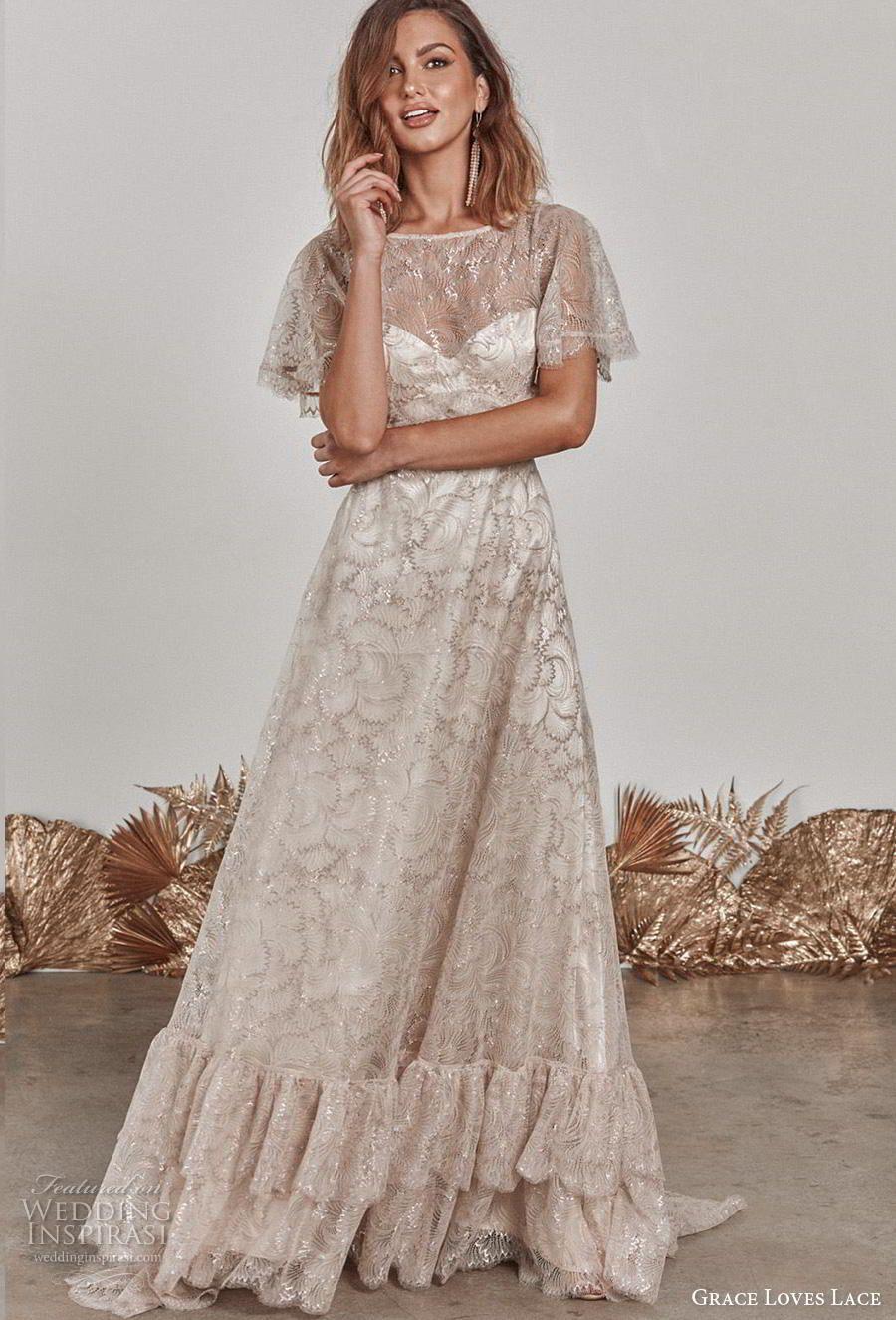 "Grace Loves Lace 2019/2020 Wedding Dresses — ""La Bamba"