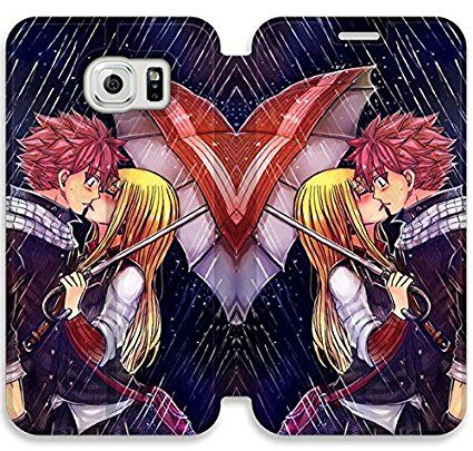 coque galaxy s6 fairy tail