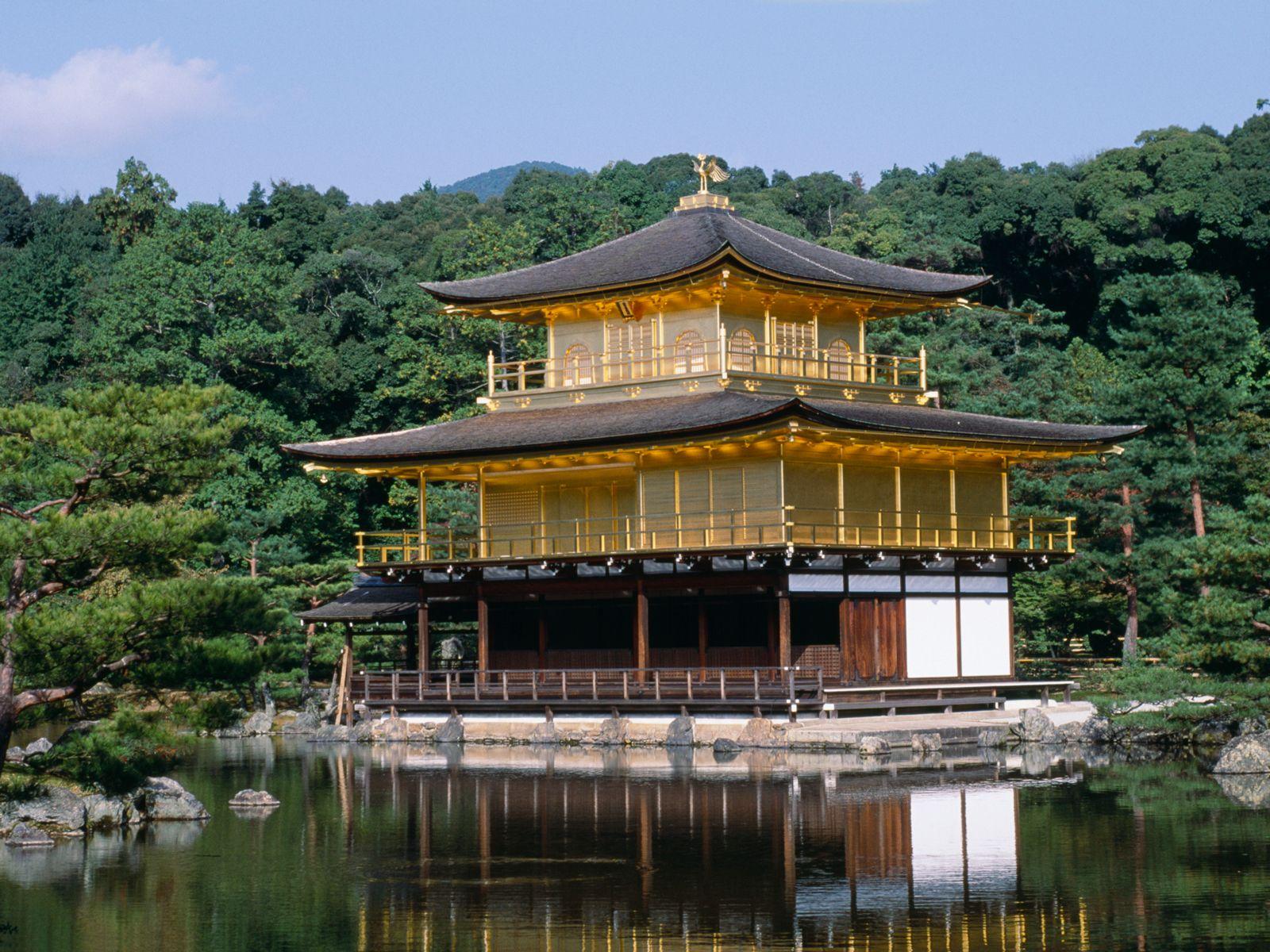 Japon : le Pavillon d'or, paradis bouddhique : Geo.fr