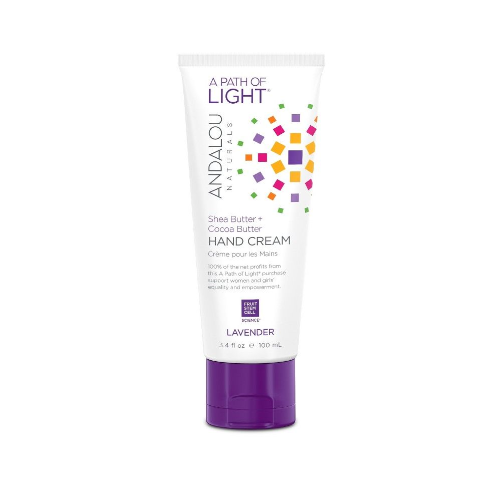 Küchenideen ohne unterschränke andalou naturals a path of light lavender hand cream   oz in