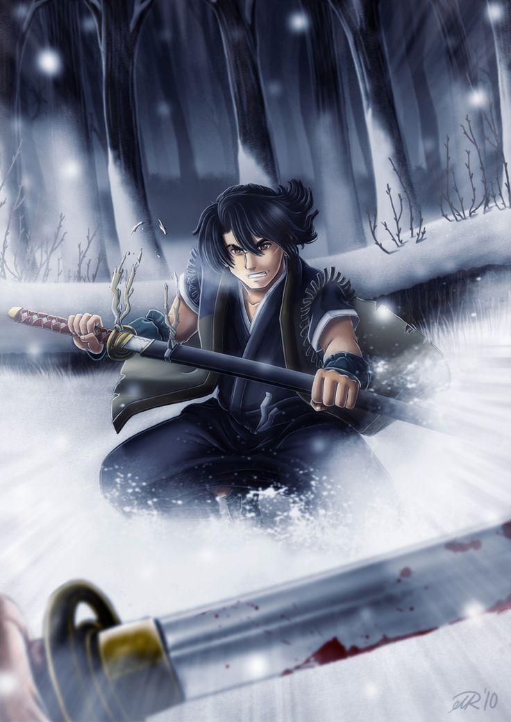 Nanashi sword of the strangeranime sword of the