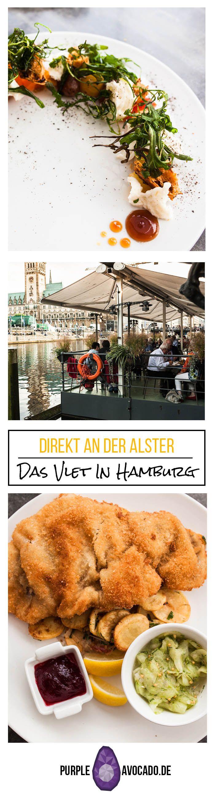Beste Restaurants Hamburg - Das Vlet an der Alster | Hamburg ...