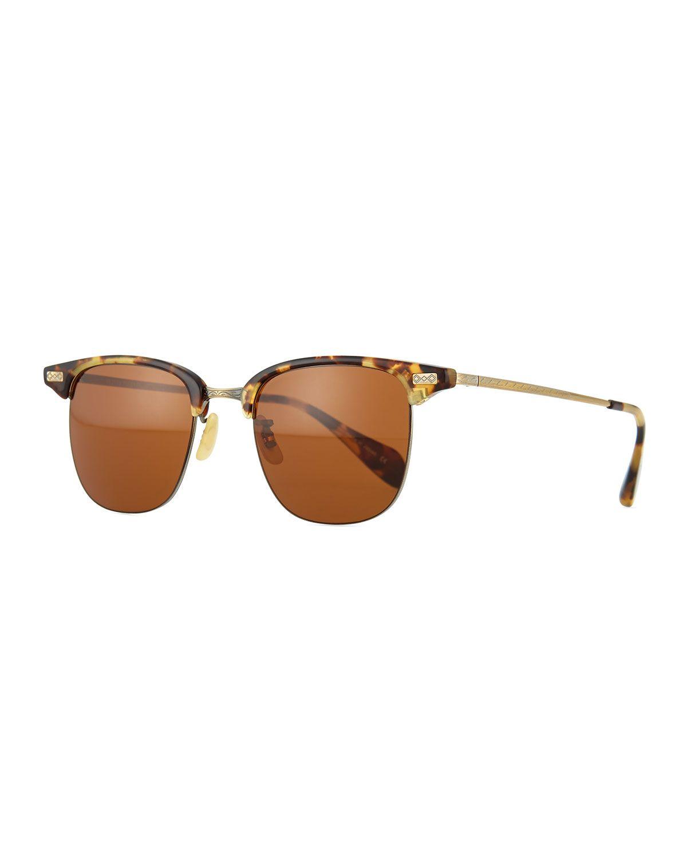 72e5cf7aaa9 Executive I Round Sunglasses