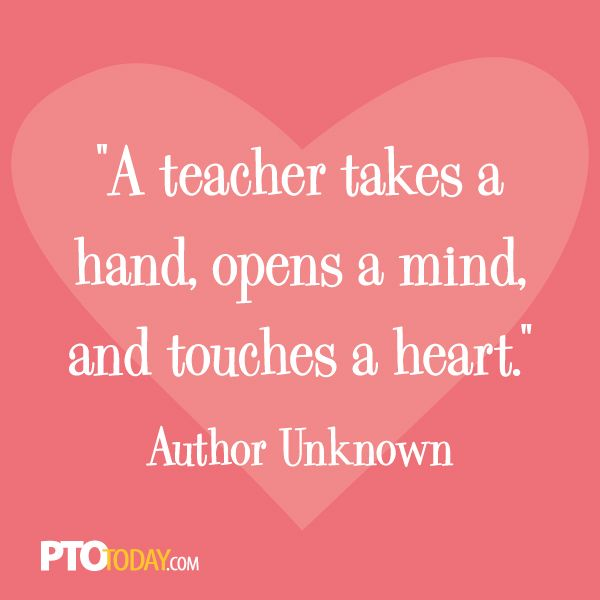 Teaching Ideas Classroom Quotes : Teacher appreciation inspirational quote