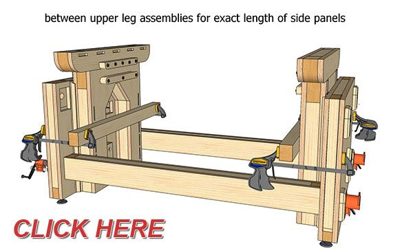 Buy Jack Bench Adjustable Workbench Plans With Images