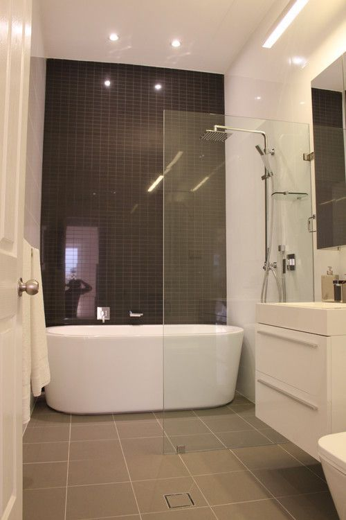 shower-bathtub-combo-enclosed-tub-and-shower-combo-contemporary ...