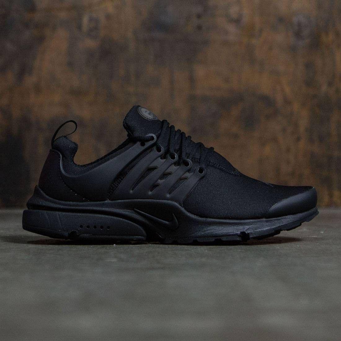 Nike Men Air Presto Essential Black Black Black Running Shoes For Men Hot Sneakers Nike Men