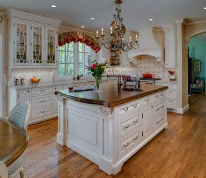 kitchen island with pilaster kitchen encounters md award winning kitchen and bath - Kitchen Encounters