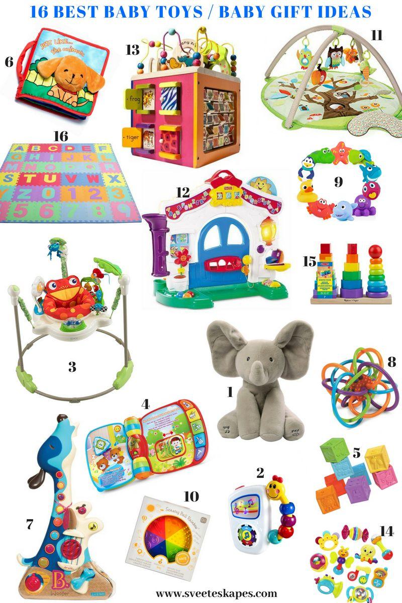 16 Best Baby Toys