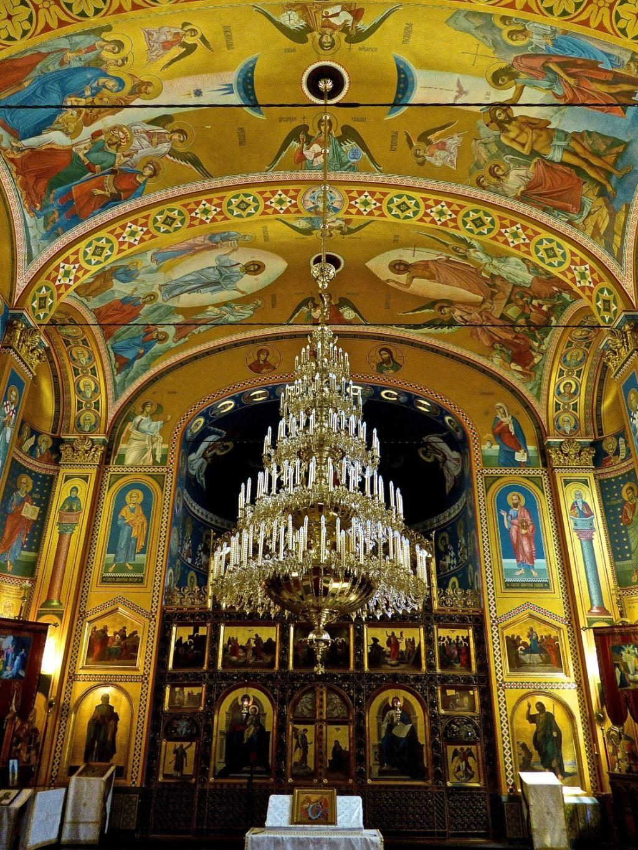 Zagreb Orthodox Cathedral Zagreb Zagreb Croatia Croatia