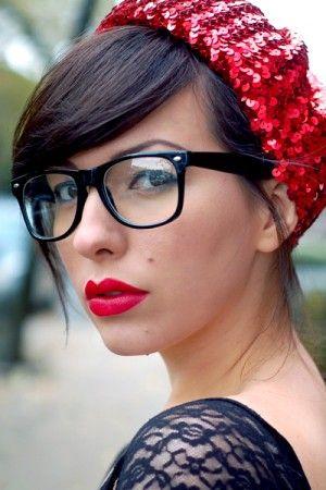 daa704a469 Lente De Aumento, Moda Hipster, Estilo Hipster, Gafas Para Mujer, Gafas De