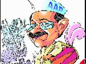 """It is said by Arvind Kejriwal himself that """"the social media has become a medium to connect with citizens and being liked by them."""""""