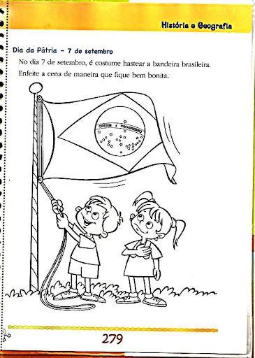 90 Atividades Para A Semana Da Patria 7 De Setembro Bandeira