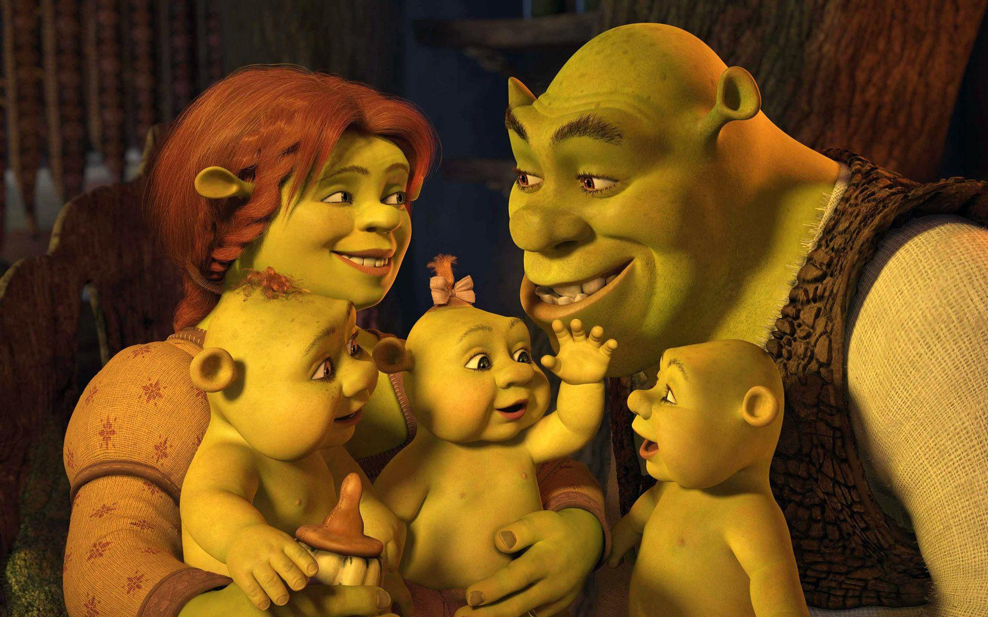 Pin On Shrek The Musical