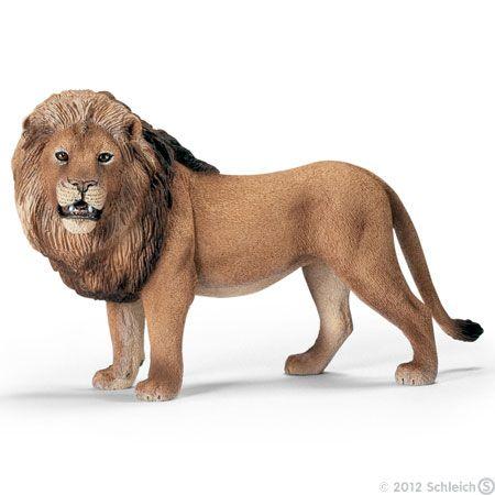 Lion 14373 Item Page - Schleich Toys Animals Website