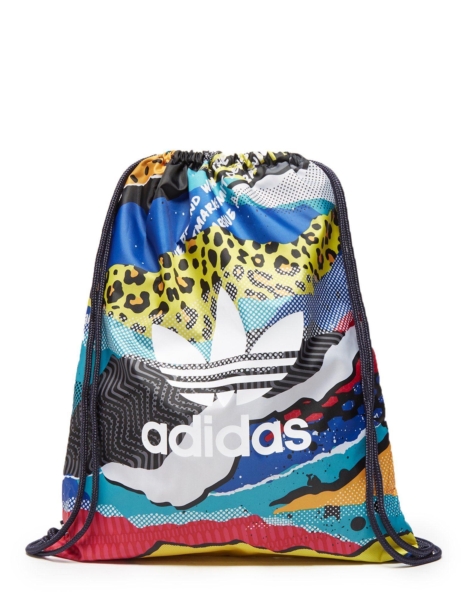 adidas Originals Tricot Gymsack  1b3bf292e10d6