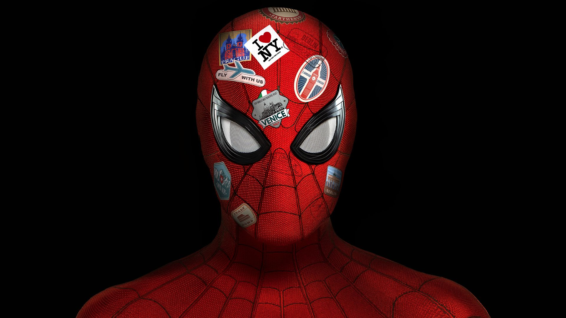 Free Download SpiderMan Far From Home HD Wallpaper