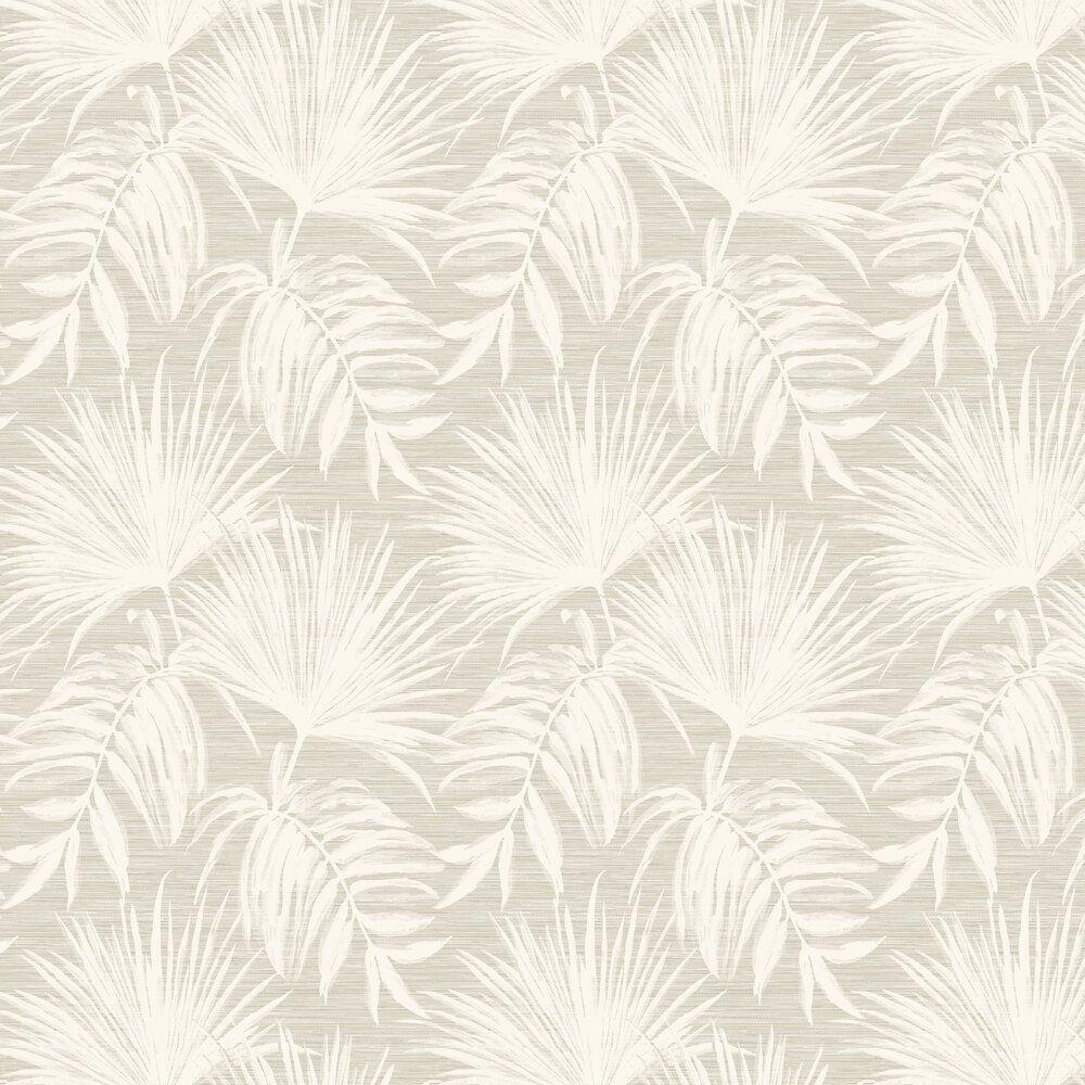 Bambara Leaf By Albany Bambara Leaf Taupe Wallpaper Wallpaper Direct Palm Leaf Wallpaper Leaf Wallpaper Wallpaper Direct