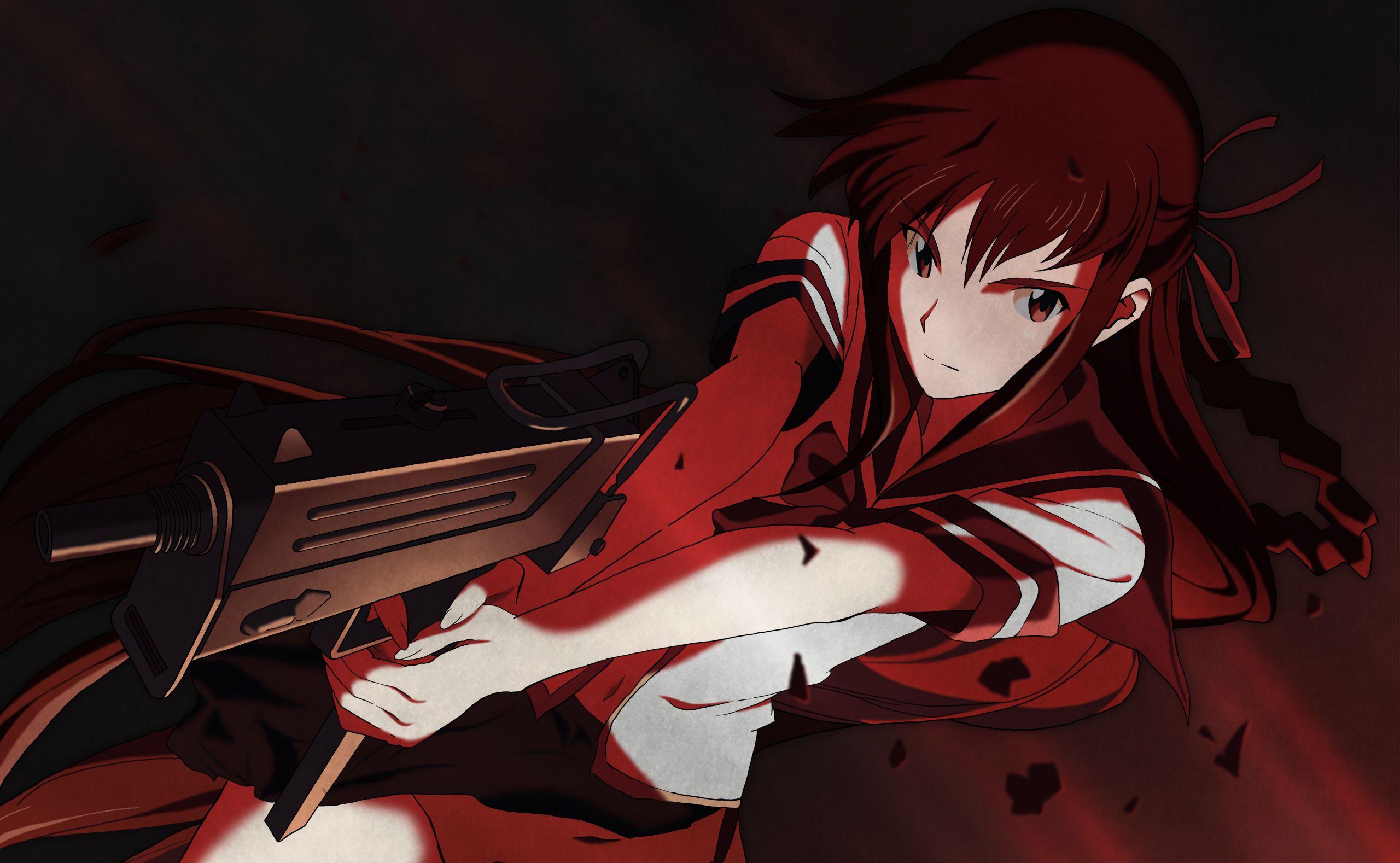 Shikabane Hime Anime, Corpse princess, Anime