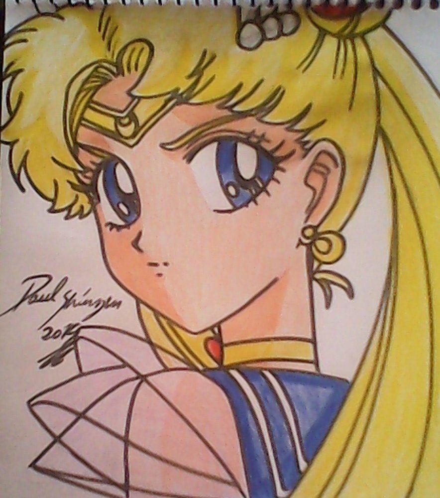 Resultado De Imagen Para Sailor Moon Dibujos A Lapiz Dibujos Dibujos De Sailor Moon Sailor Moon
