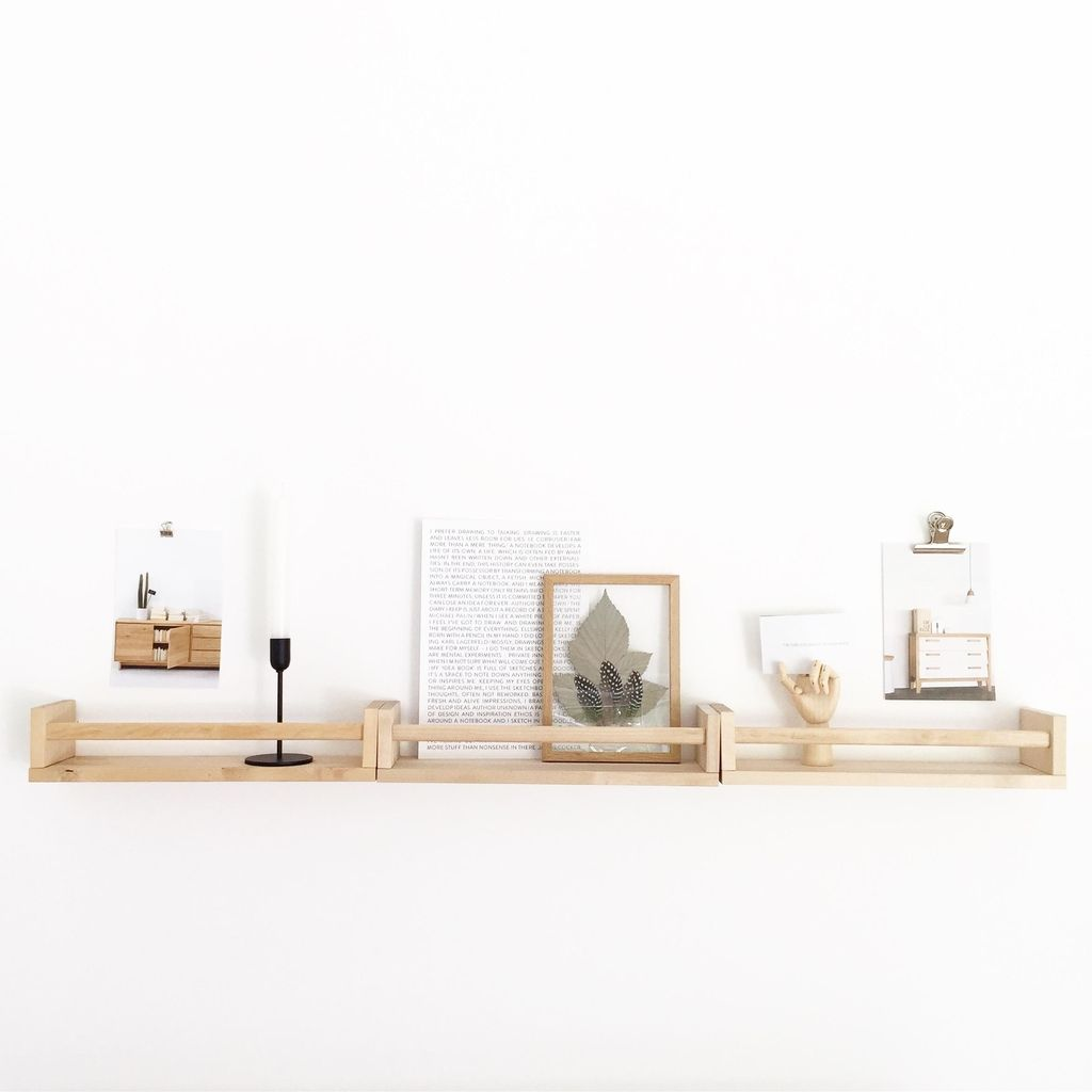 IkeaGewürzregal als Wandregal oder Magazinhalter