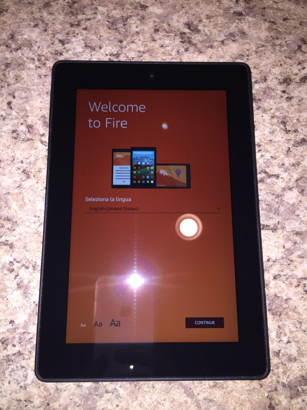 Amazon Kindle Fire HD 7 (4th Gen Generation) Tablet - 8GB - Excellent Condition https://t.co/gGQFk7mgWd https://t.co/azy9wJkYTs