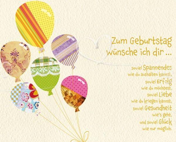Pin Von Anni Auf Spruche Facebook Geburtstag Geburtstag Wunsche