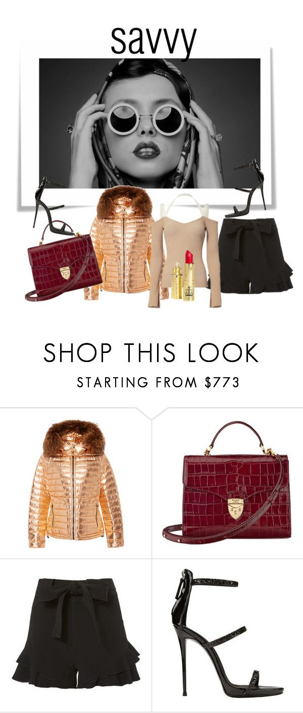 """""""savvy"""" by snowmoon ❤ liked on Polyvore featuring NIKE, 49 Winters and Aspinal of London"""