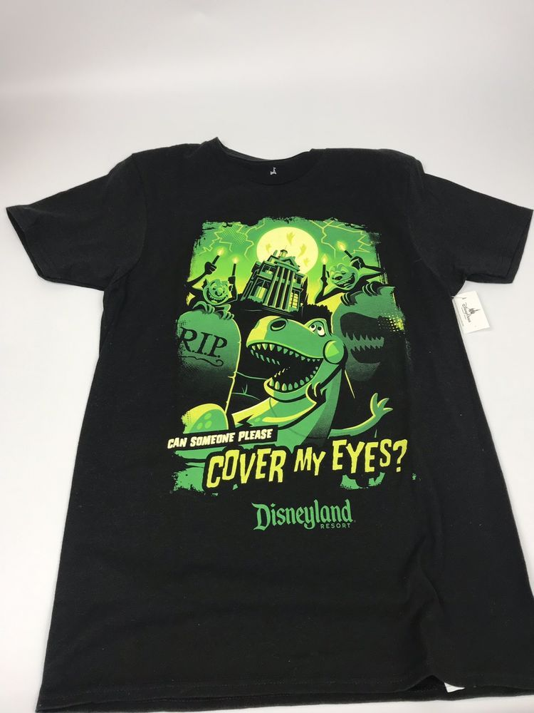 213dc315 Disney Parks Haunted Mansion Rex From Toy Story/ T-Shirt Small | eBay  #toystory #halloween #clothing #disneyworld #disneyland #glowinthedark  #halloween ...