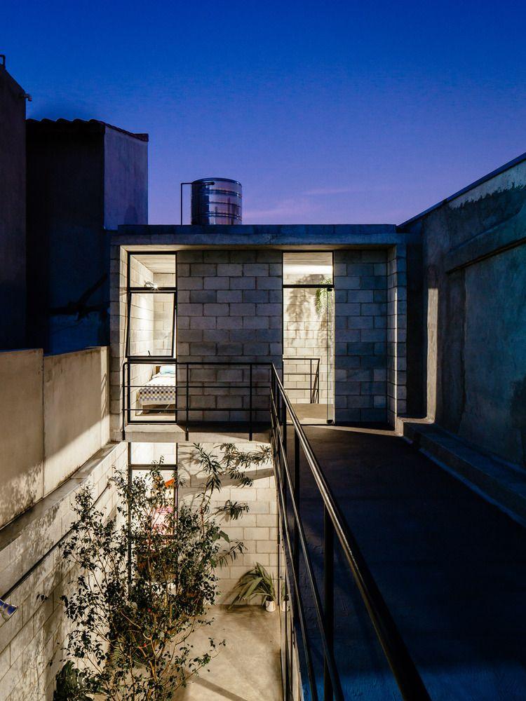 Galeria De Casa Vila Matilde Terra E Tuma Arquitetos Associados 16 Concrete Houses Architecture House