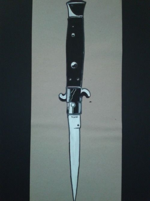 the outsiders two bits switchblade wwwpicswecom