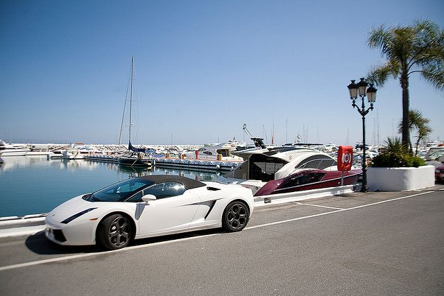 #Lamborghini Gallardo Spyder