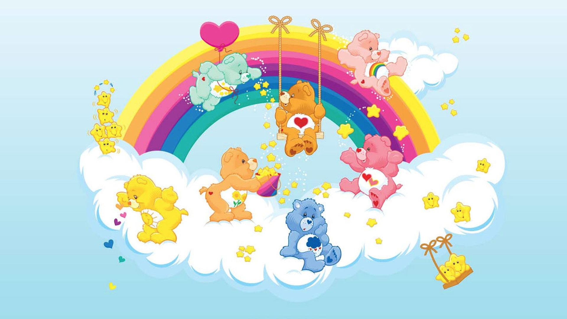 80s Toybox Images Care Bears Wallpaper Hd Wallpaper And Background