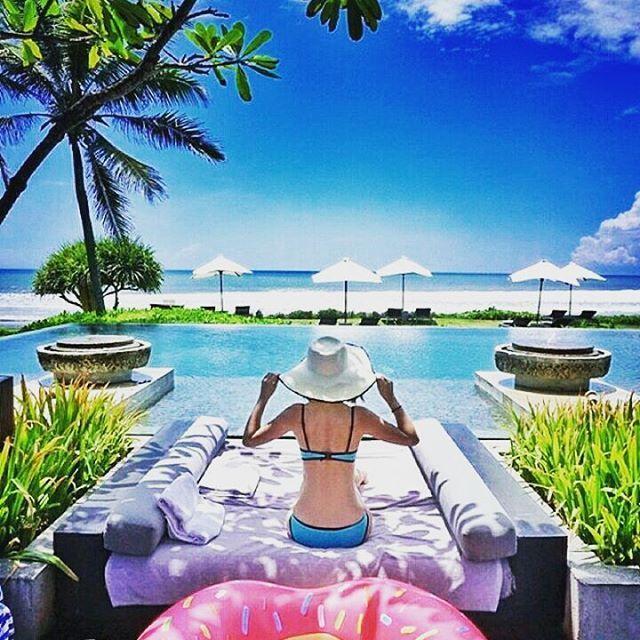 Bali - Indonésia #bali #honeymoon #luademel #travel #viagem #indonesia #asia #lux #love #amor #luxwt #all_shots #wedding #sun #beach #bride #noiva #instalike #instagram #trip #wanderlust #sweet #instamood #travelgram #instatravel #picoftheday #praia #casamento #luxury #resort