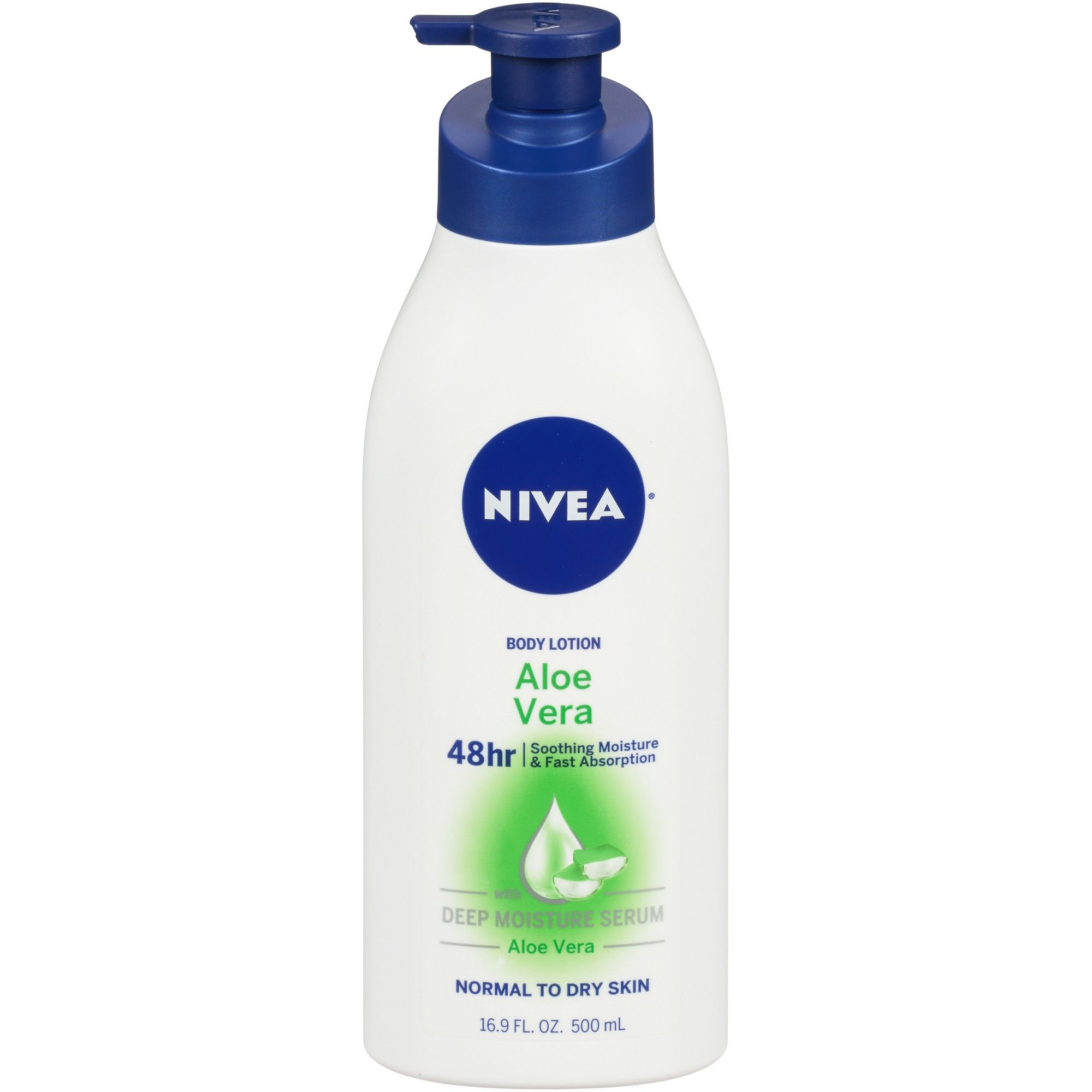 Nivea Aloe Hand And Body Lotion 16 9oz Body Lotion Aloe Vera