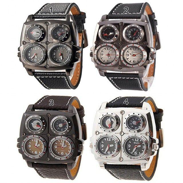 Oulm 1140 Multifuction Watch Jam Tangan Multifungsi Harga Rp 260.000  Spesifikasi  Brand Oulm Grade Original fbf3d06e79