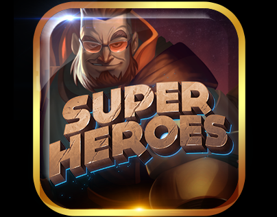 Ознакомьтесь с этим проектом @Behance: «SUPER HEROES» https://www.behance.net/gallery/44582447/SUPER-HEROES