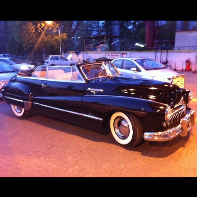 1949 Buick Super Custom Review: 1949 Buick Roadmaster/Super Convertible