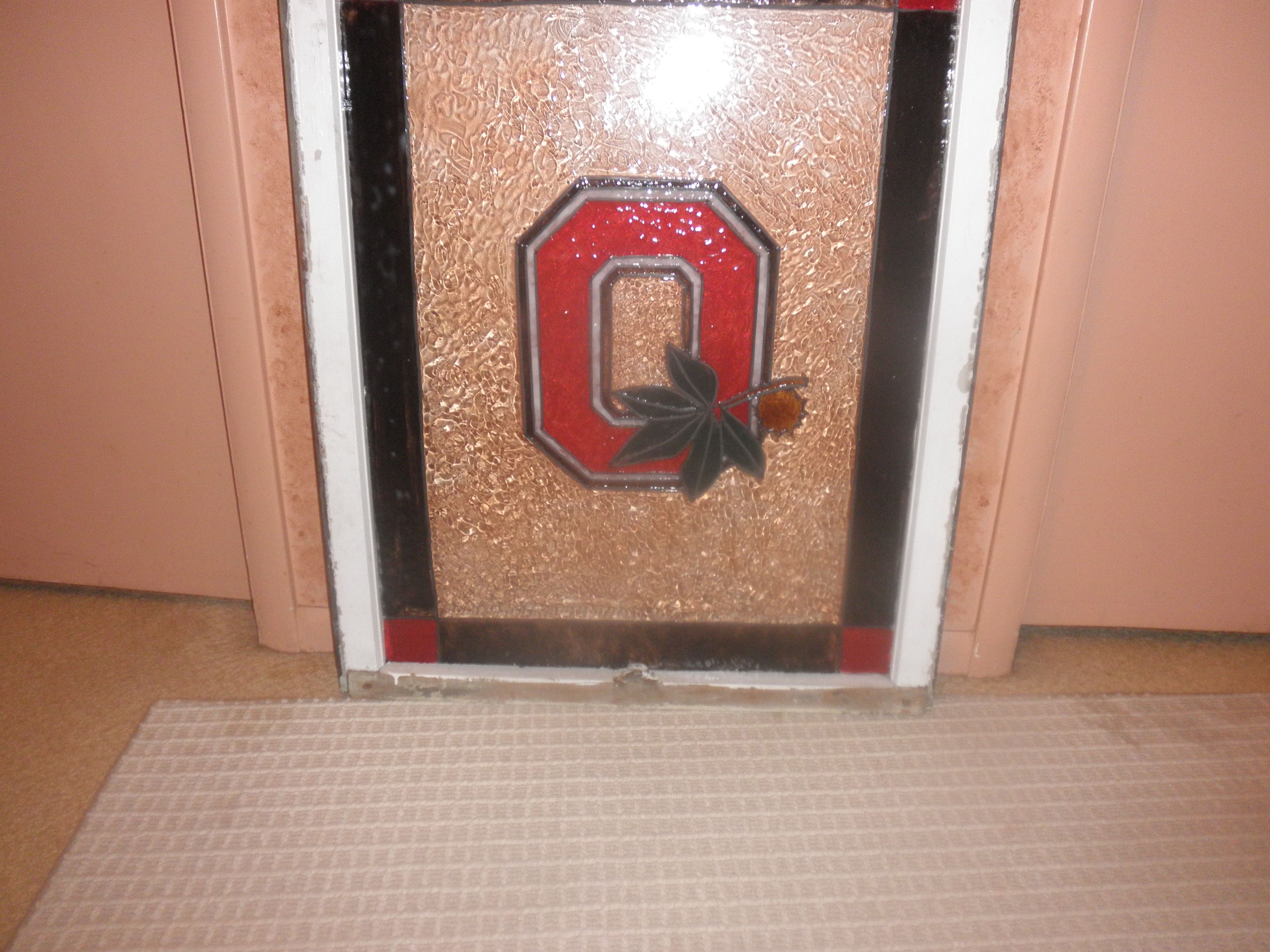 Ohio State Stained Glass Window