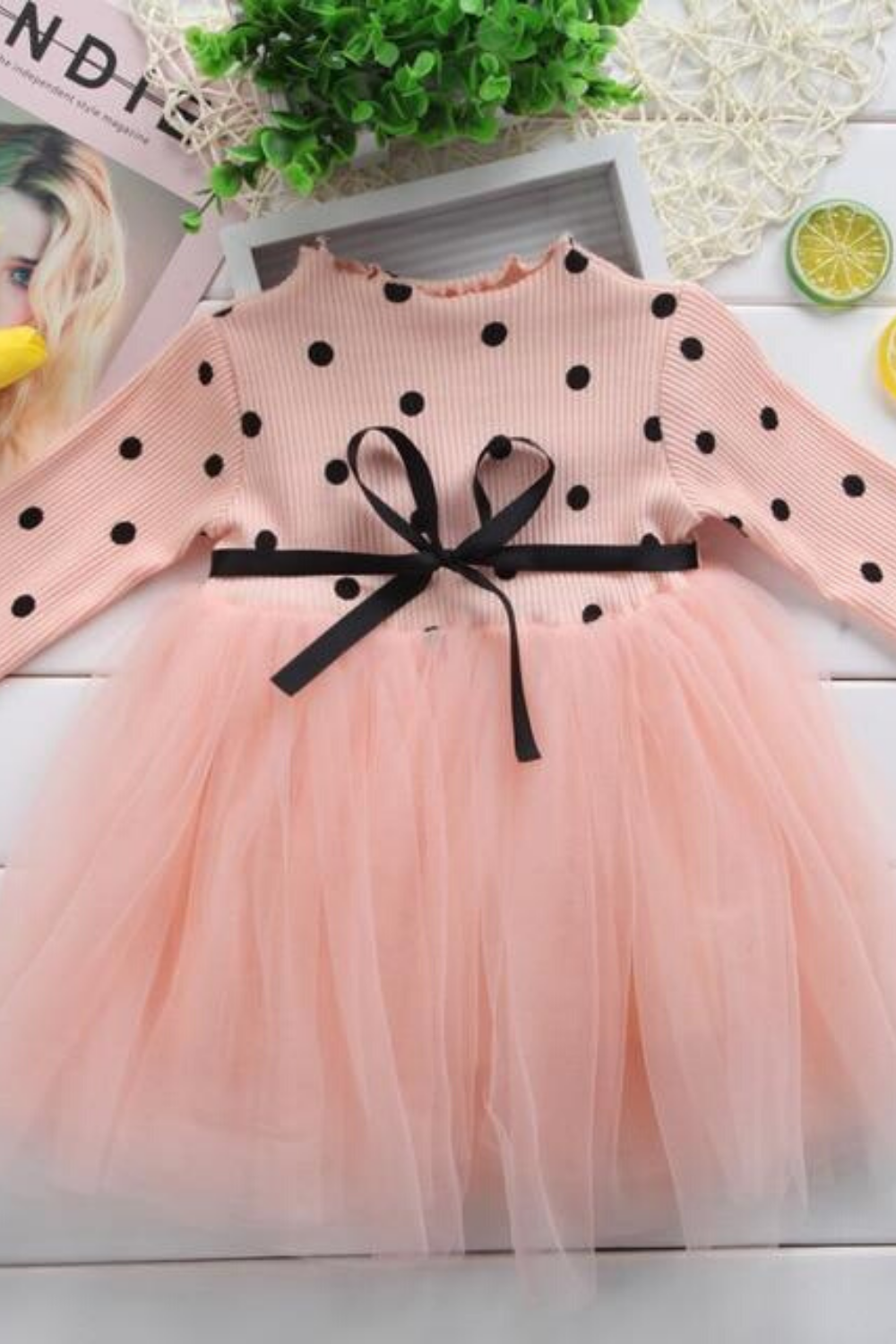 Princess Dress with Long Sleeves  Newborn girl outfits, Baby girl