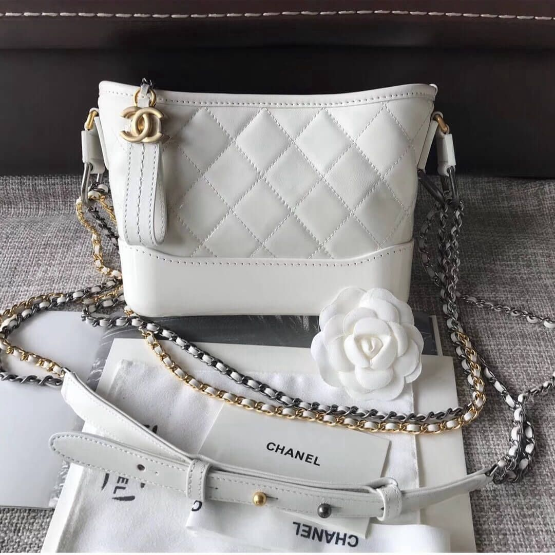 cc2a1d78bf0331 Chanel Bags on Sale: Chanel Gabrielle Small Hobo Bag 100% Authentic 80% Off